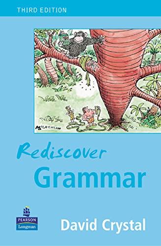 9780582848627: Rediscover Grammar