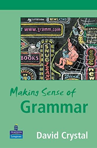 9780582848634: Making Sense of Grammar