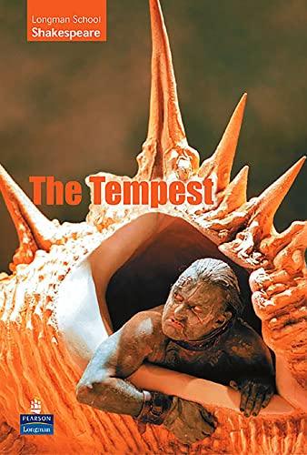 9780582848665: The Tempest (LONGMAN SCHOOL SHAKESPEARE)