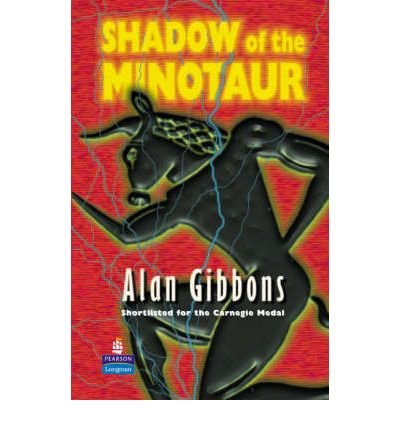 9780582848702: Shadow of the Minotaur (New Longman Literature 11-14)