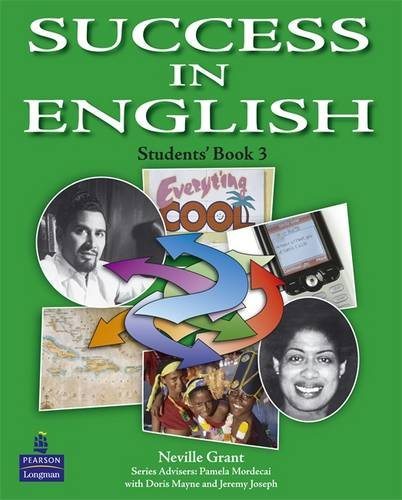 9780582848788: Success in English: Students' Book No. 3