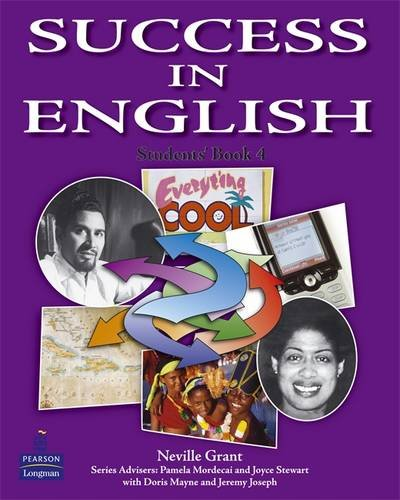 9780582848795: Success in English: Student Book No. 4