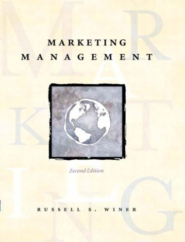 9780582849624: Marketing Management