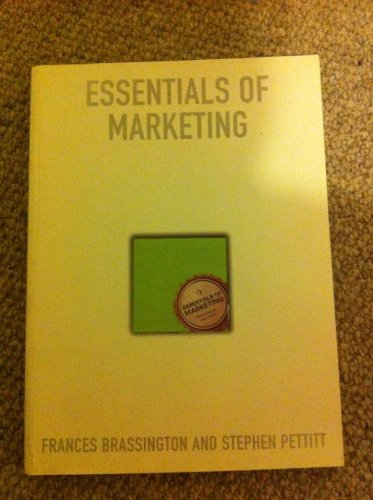 9780582849792: Essential Marketing
