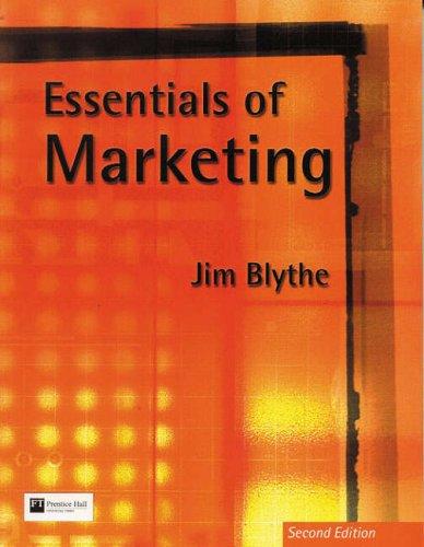 9780582849822: Essential Marketing