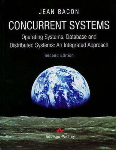 9780582850354: Concurrent Systems with Concurrent Programming in Java: Design Principles and Pattern