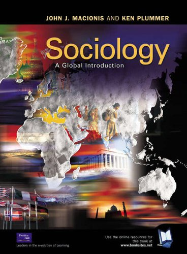 9780582850576: Sociology: AND Sociology Dictionary: A Global Introduction