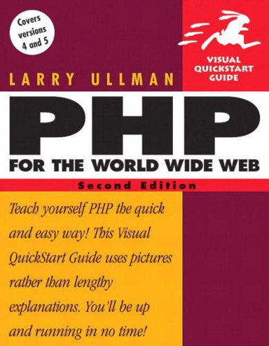 9780582851153: PHP for the World Wide Web (Visual QuickStart Guides)