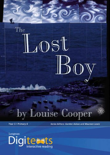9780582851351: Lost Boy (fiction): Teacher's Book and Cd-rom (Digitexts)