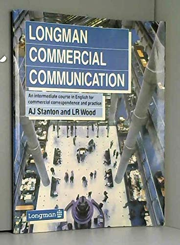 9780582852730: Longman Commercial Communication Student's Book (Professional English)