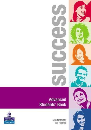 9780582852952: Success Advanced SBk