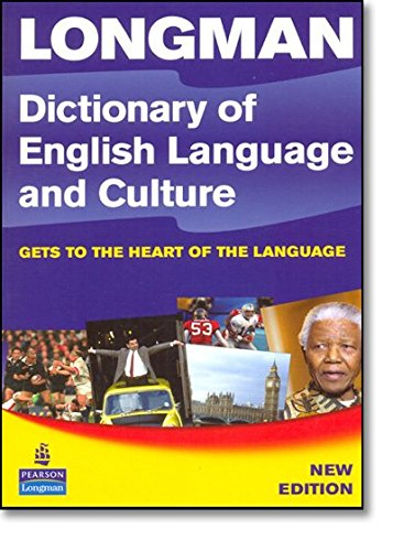 9780582853126: Longman dictionary of english language and culture