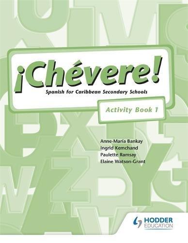 9780582853195: Chevere! Activitybook 1 (Bk. 1)