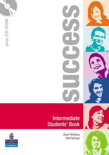 9780582853843: Success Intermediate Students' Book