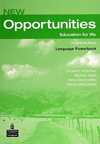 9780582854147: Opportunities: Global Intermediate Language Powerbook NE (Opportunities)