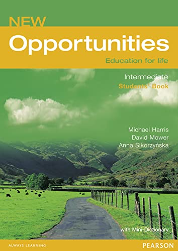 9780582854154: Opportunities Global Intermediate Students' Book NE
