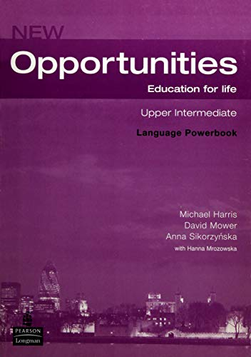 9780582854222: Opportunities Global Upper-Intermediate Language Powerbook NE (Opportunities)