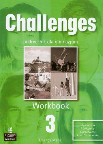 9780582854284: Challenges 3 Workbook