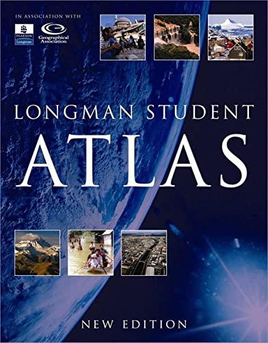 9780582854413: Longman Student Atlas