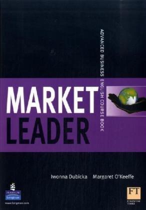 9780582854611: Market Leader Advanced Coursebook (Market Leader)