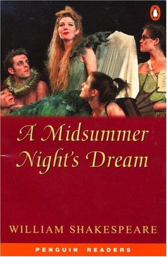 9780582854918: Midsummer Night's Dream, A, Level 3, Penguin Readers
