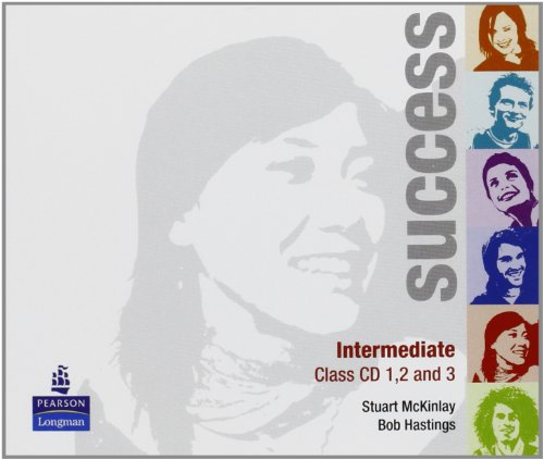 9780582855557: Success Intermediate Class Audio CD by Parson Et Al