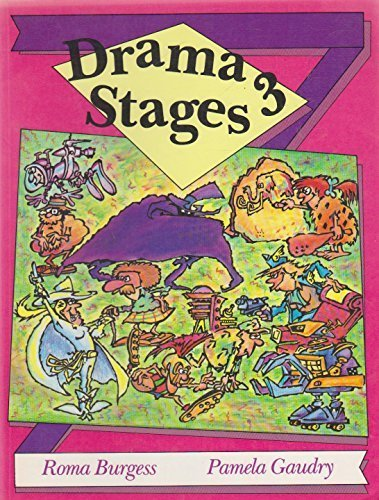9780582873353: Drama Stages 3