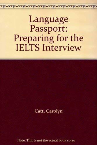 9780582879942: Language Passport: Preparing for the IELTS Interview