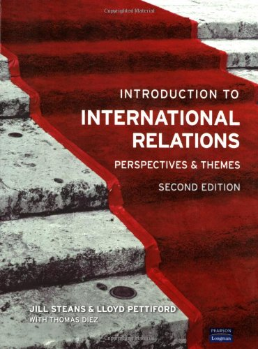 9780582894037: Introduction to International Relations: Perspectives and Themes (2nd Edition)