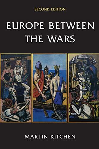 9780582894143: Europe Between the Wars