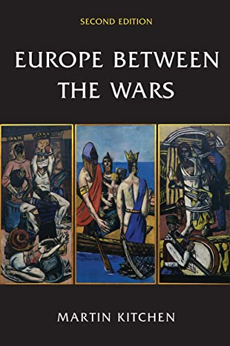 9780582894143: Europe Between the Wars: A Political History