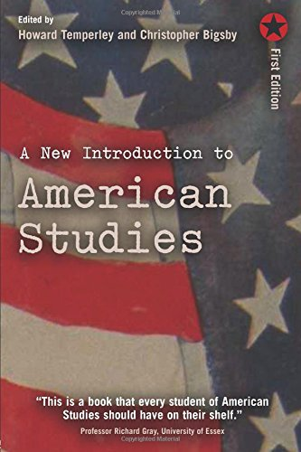 9780582894372: A New Introduction to American Studies