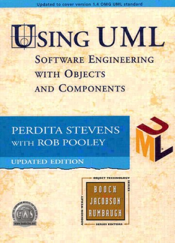 9780582894433: Using UML: AND Software Engineering: Software Engineering with Objects and Components