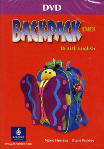 Backpack Starter Students DVD: (Global)Students Starter (BKPK) (0582894913) by [???]