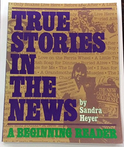 9780582907430: True Stories in the News
