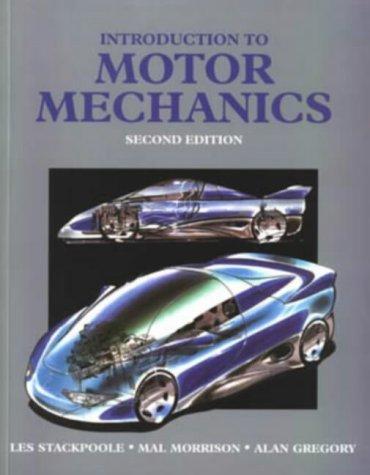 Introduction to Motor Mechanics