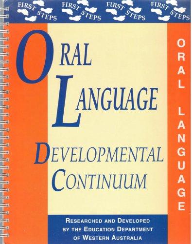 9780582915671: Oral Language: Developmental Continuum (First steps)