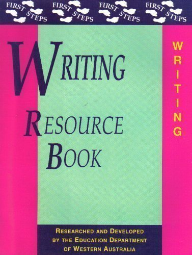 Writing Resource Book: The Educational Department