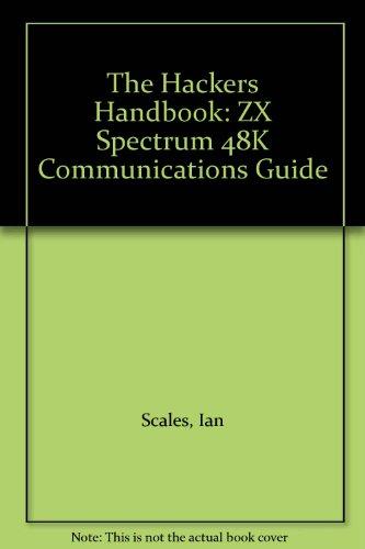 9780582916128: Hacker's Handbook: ZX Spectrum 48K: Communications Guide