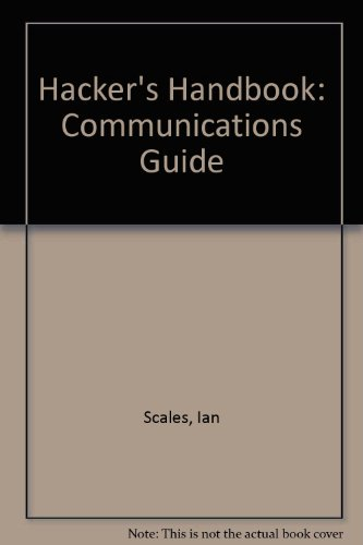 9780582916135: Hacker's Handbook: Commodore 64: Communications Guide