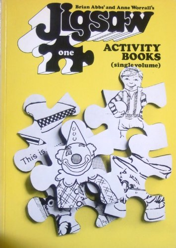 9780582922167: Jigsaw One: Activity Bks