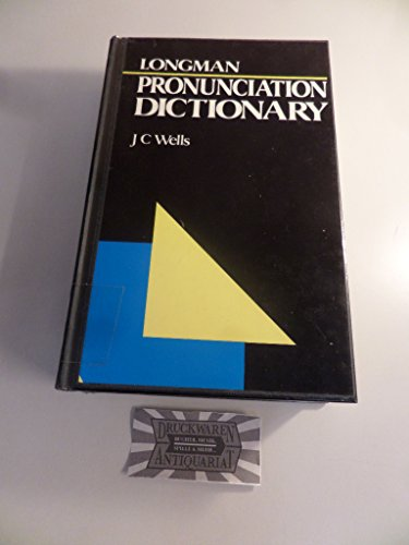 9780582964112: Longman Pronunciation Dictionary