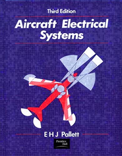 9780582988194: Aircraft Electrical Systems (3rd Edition)