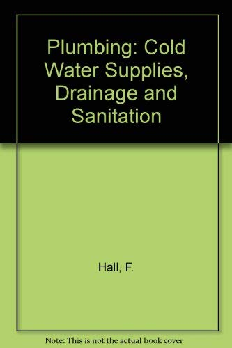 9780582988798: Plumbing: Cold Water Supplies, Drainage and Sanitation