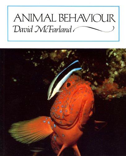 9780582994775: Animal Behaviour: Psychobiology, Ethology and Evolution