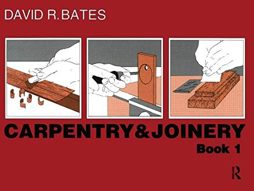 9780582994799: Carpentry and Joinery Book 1