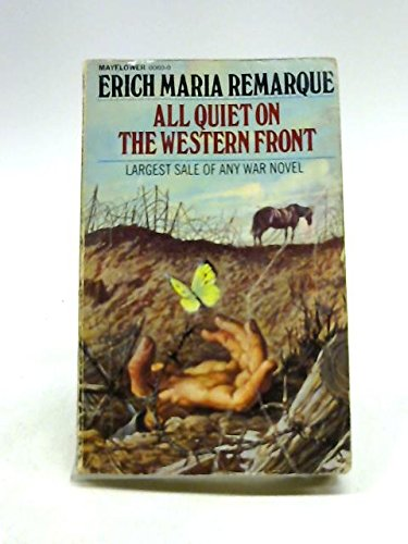 All Quiet on the Western Front.: Remarque, Erich Maria.