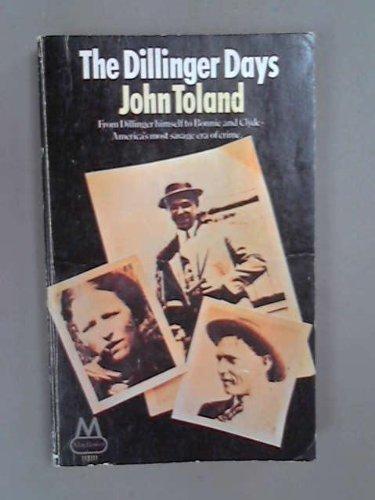 9780583113311: Dillinger Days