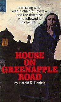 9780583114509: House on Greenapple Road