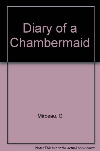 9780583115056: A Diary of a Chambermaid